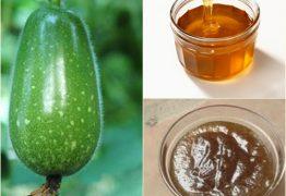 Bài thuốc chữa nám da từ bí đao và các nguyên liệu quý