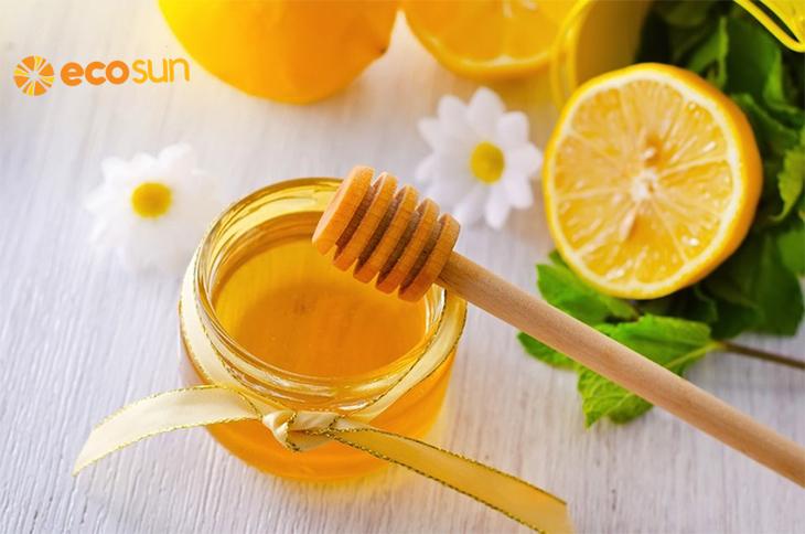 Trị nám với mật ong